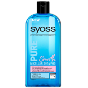 SYOSS sampon 500ml Miceral PureSmoot