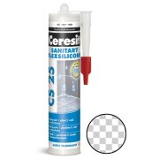 CERESIT CS25 sil.sanitar trans.280ml