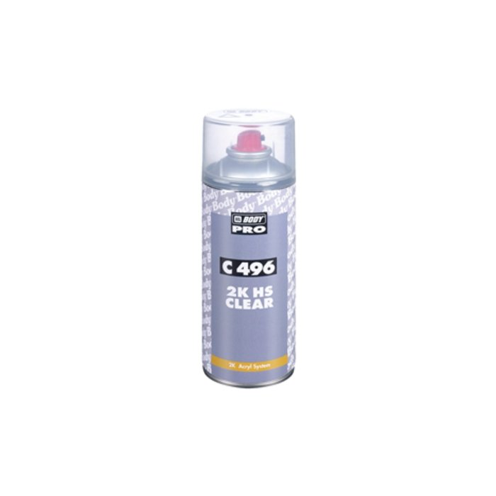BODY 496 clear coat 400ml