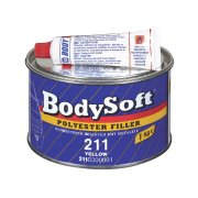 BODY tmel SOFT žltý 380g