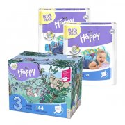 BELLA Happy BOX 3 Midi 72ksx2