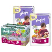 BELLA Happy Box 5 Junior 58ksx2