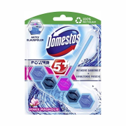 DOMESTOS WC Pow5 BlueW Pink 53g
