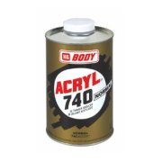 BODY acryl thinner 74 normal 1l