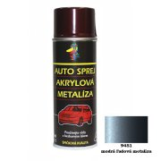 COLOR spray A 9451 modra ledov 200ml