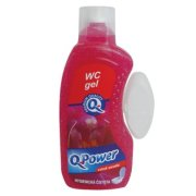 Q POWER wc gel 400ml exotic