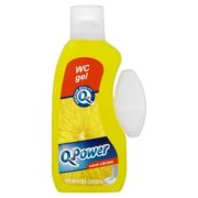 Q POWER wc gel 400ml citron