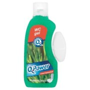 Q POWER wc gel 400ml borovica