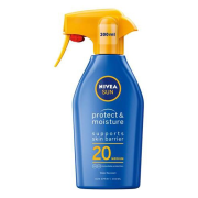 NIVEA Sun Spray na op.OF20 300ml Pum