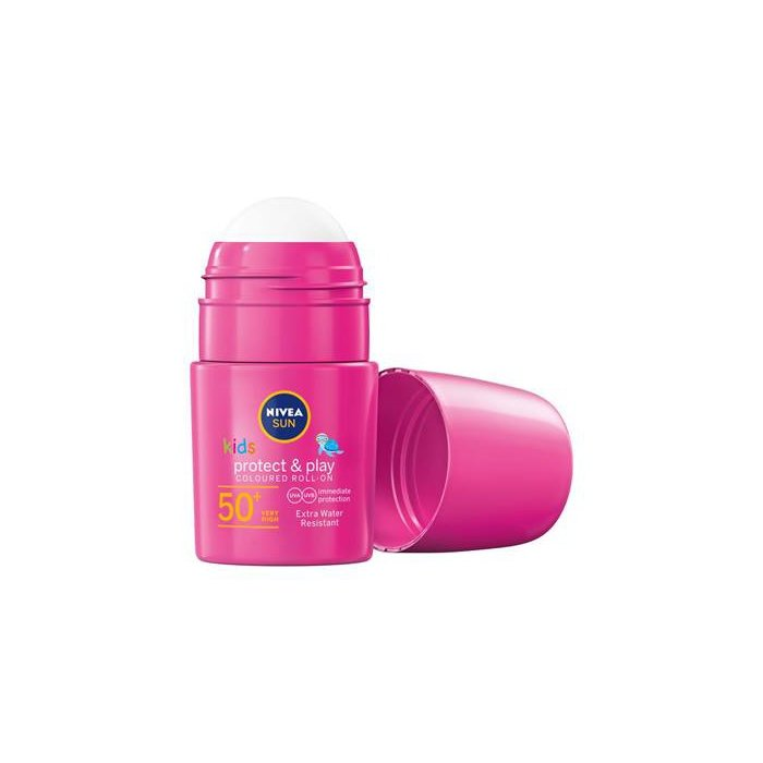 NIVEA Sun ml.deti roll OF50+ruz.50ml