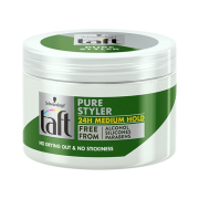 TAFT gel 150ml Medium Hold Style
