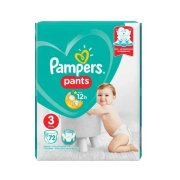 PAMPERS Pants GP 72ks 3 midi