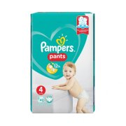 PAMPERS Pants GP 62ks 4 maxi