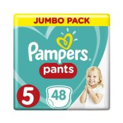 PAMPERS Pants GP 52ks 5 junior