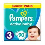 PAMPERS GP Midi 90ks