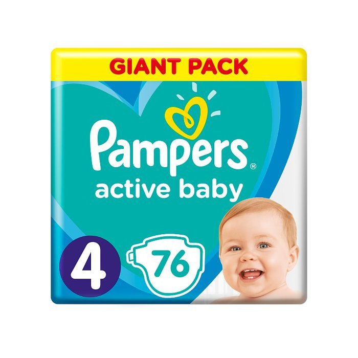 PAMPERS GP Maxi 76ks