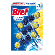 BREF WC Color Aktiv Lemon 3ks/blist
