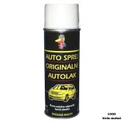 COLOR spray A 100 biela matna 200ml