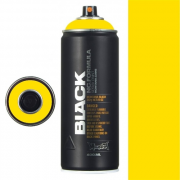 MONTANA BLACK-power yellow 400ml