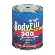 BODY FILL 300 3+1 plnic sedy 1l