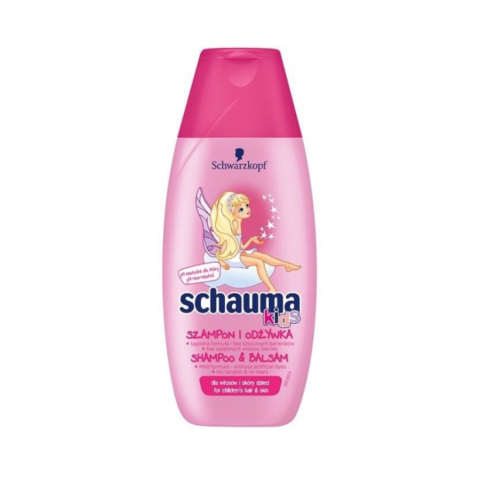 SCHAUMA sampon Kids jahoda 250ml