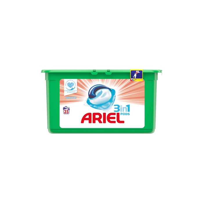 ARIEL gel kapsule 35PD/kra Sensitive