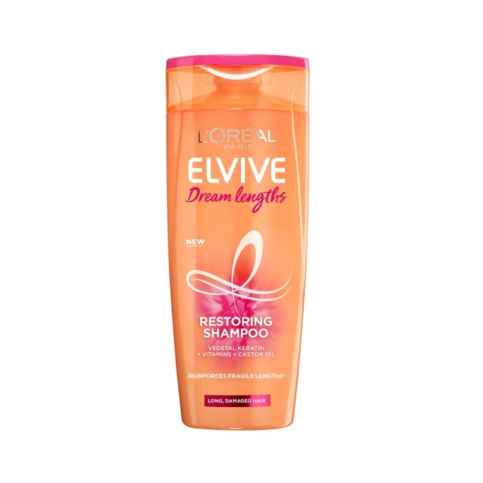 ELSEVE sampon 400ml Dream Long
