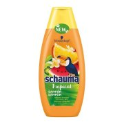 SCHAUMA sampon 400ml Tropical