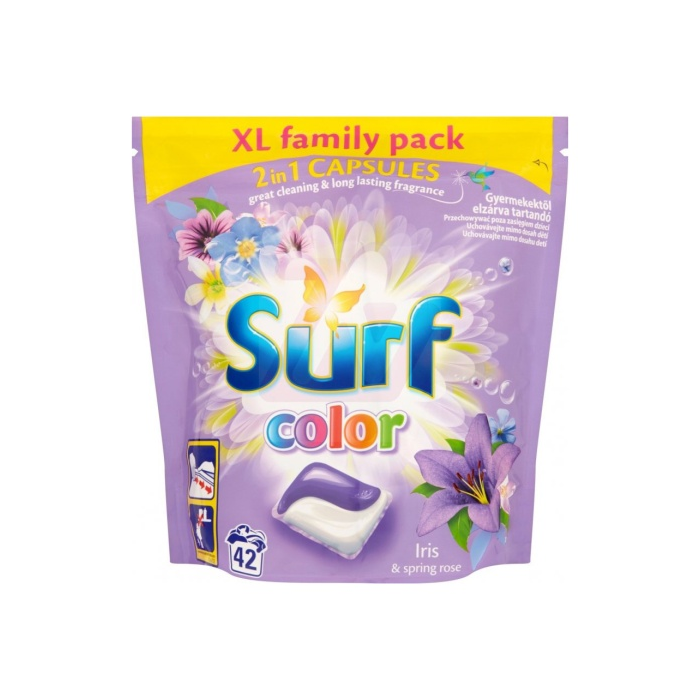 SURF kapsule duo color 42PD Iris