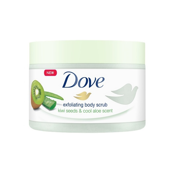 DOVE SG peeling 225ml Kiwi