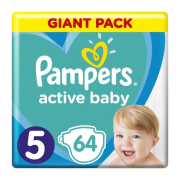 PAMPERS GP Junior 64ks