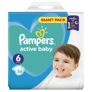 PAMPERS GP Extra Large Plus 56ks