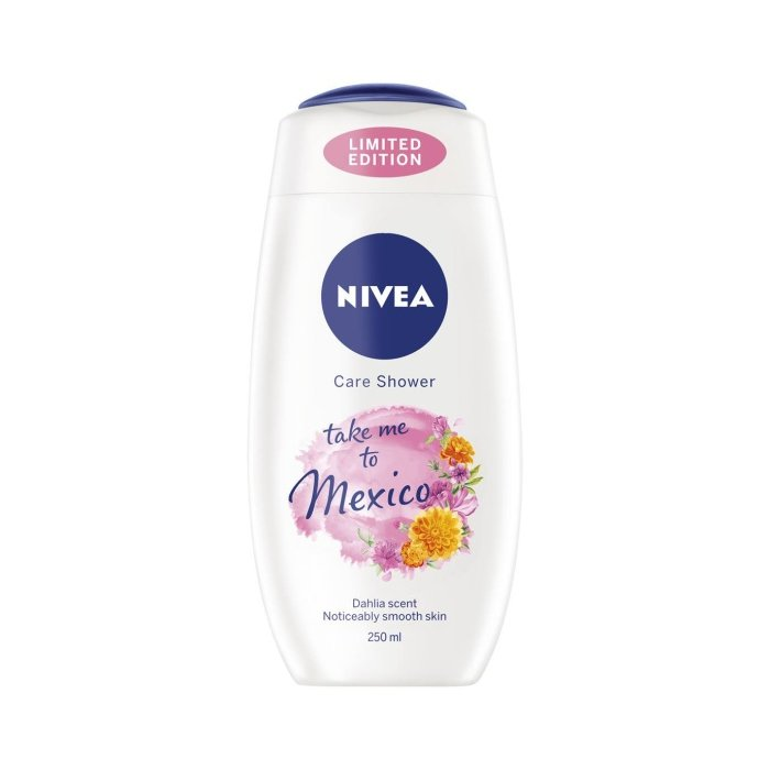 NIVEA SG 250ml Care and Diamond Mexico