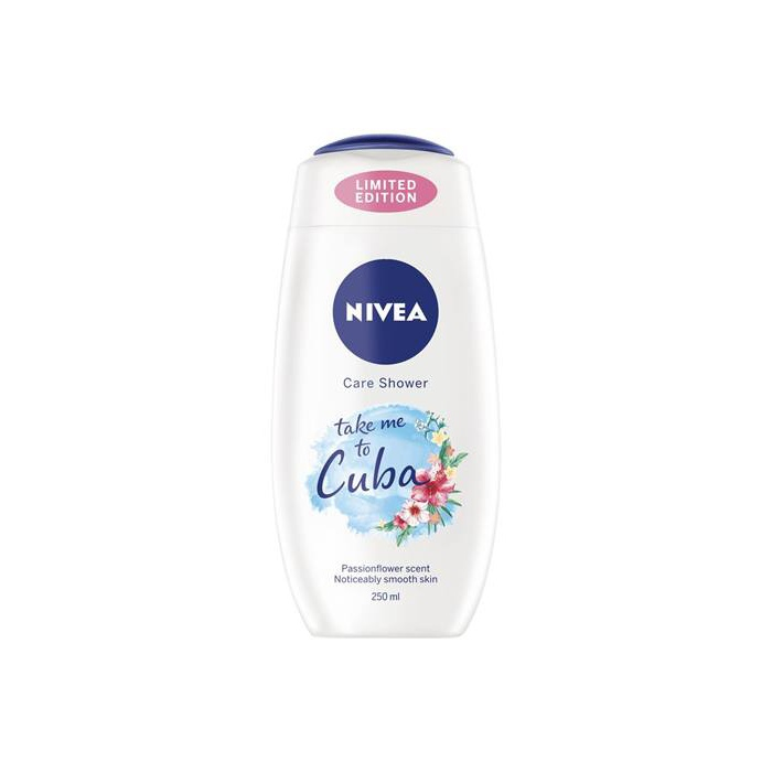 NIVEA SG 250ml Care and Starfruit Cu