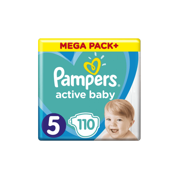 PAMPERS MPP 110ks Junior 5 11-16kg