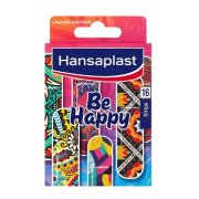 Hansaplast Be Happy Náplasti 16 ks
