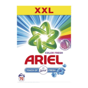 ARIEL Touch of Lenor Color, prací prášok 70 praní