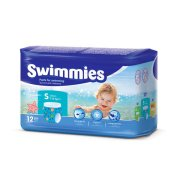 Swimmies Small Plienky do vody od 7kg do 13kg, 12ks