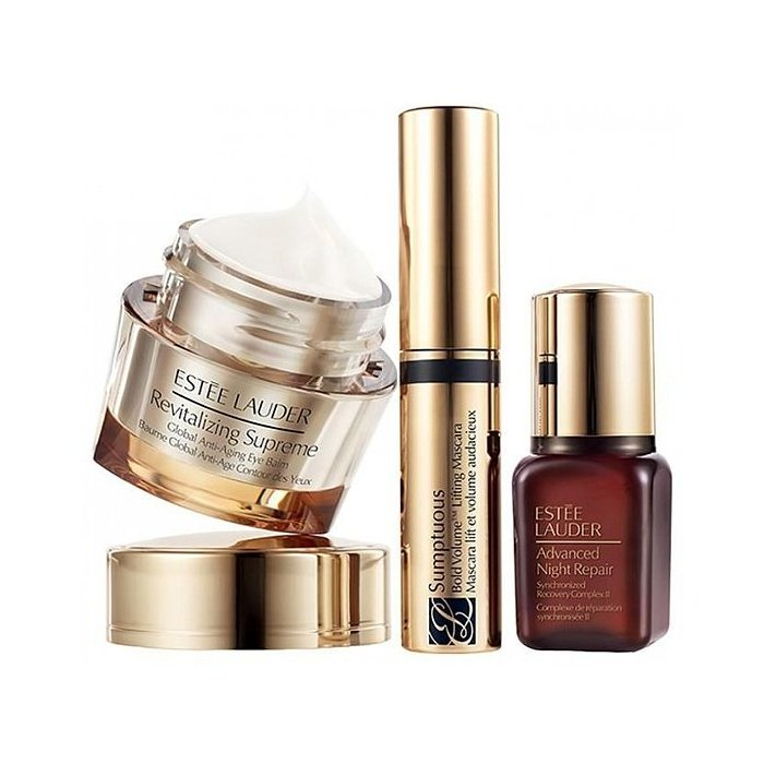 ESTÉE LAUDER Global Anti Aging Set, Darčeková kazeta Revitalizing Supreme Eye Balm 15ml