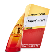 BRUNO BANANI WOMAN EDT20ml Limited