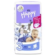 BELLA Happy Midi 5-9kg 52ks 3