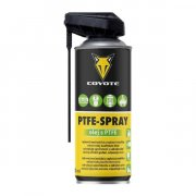 COYOTE PTFE-spray 400ml-olej s PTFE