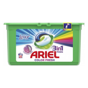 Ariel Touch of Lenor Color Fresh 3 v 1, kapsuly na pranie 35 praní