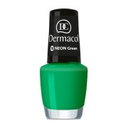 DC Neon lak na nechty 10 Green 5ml