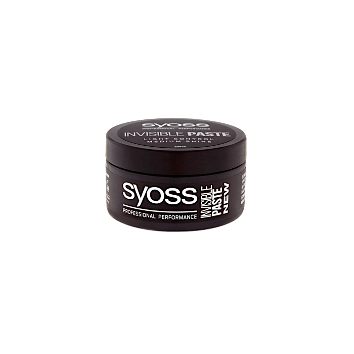 SYOSS pasta 100ml Invisible