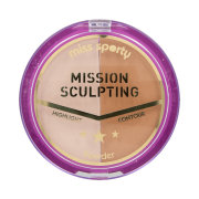 MISS Sporty puder MissionSculp 002
