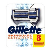 GILLETTE Skinquard NH 8ks Sensitive