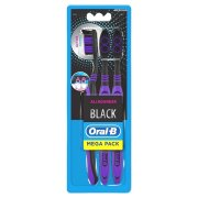 ORAL-B ZK Black Medium 3ks