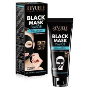 REVU maska Black hyaluron 80ml