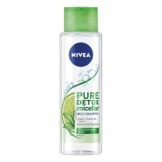 NIVEA Hair sampon 400ml micel.PureDe